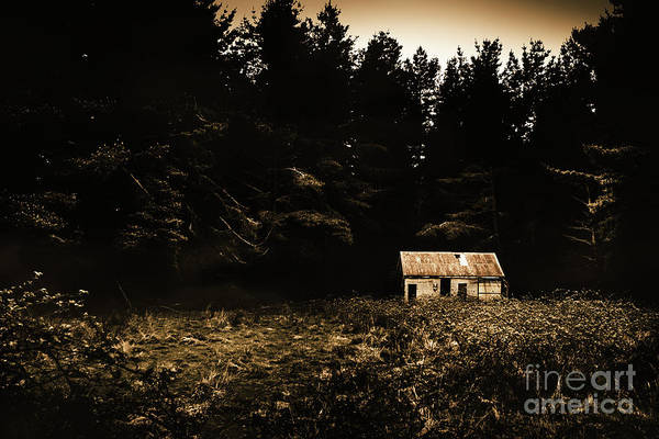 House Beautiful Photograph - Beauty In Dilapidation by Jorgo Photography - Wall Art Gallery