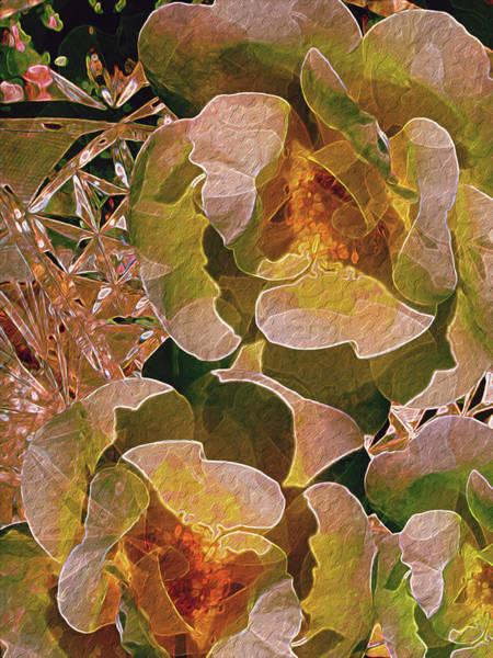 Digital Art - Beauty In Facets 20 by Lynda Lehmann