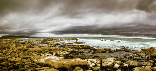 Gloomy Wall Art - Photograph - Beauty In Oceanic Drama by Jorgo Photography - Wall Art Gallery