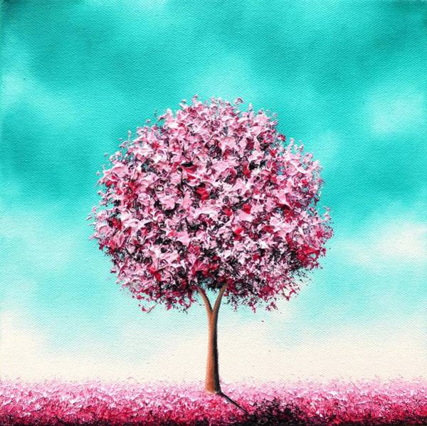 Blooming Tree Painting - Beauty In The Bloom by Rachel Bingaman