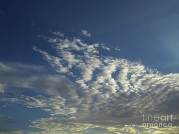 Photograph - Beauty In The Clouds by D Hackett