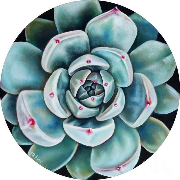 Desert Flowers Wall Art - Painting - Beauty In The Desert by Ilse Kleyn