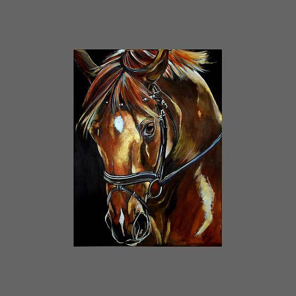 Painting - Protege by Stephanie Come-Ryker