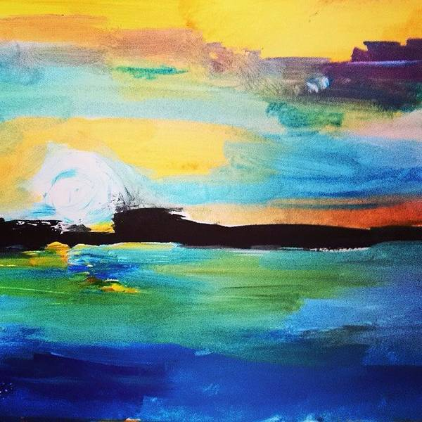 Love Painting - Beauty Love From God Sunset by Love Art Wonders By God