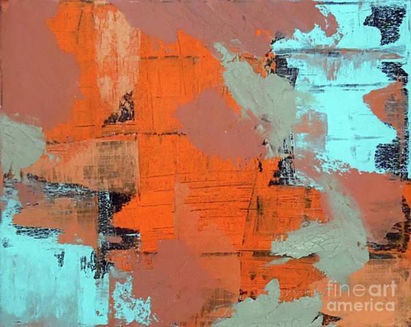 Oxidation Painting - Beauty Of Decay by Jilian Cramb - AMothersFineArt