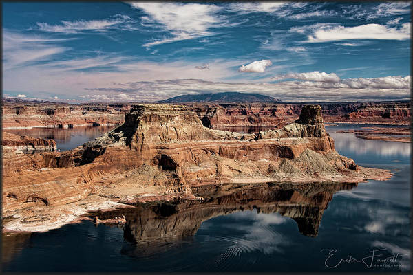 Photograph - Beauty Of Lake Powell by Erika Fawcett