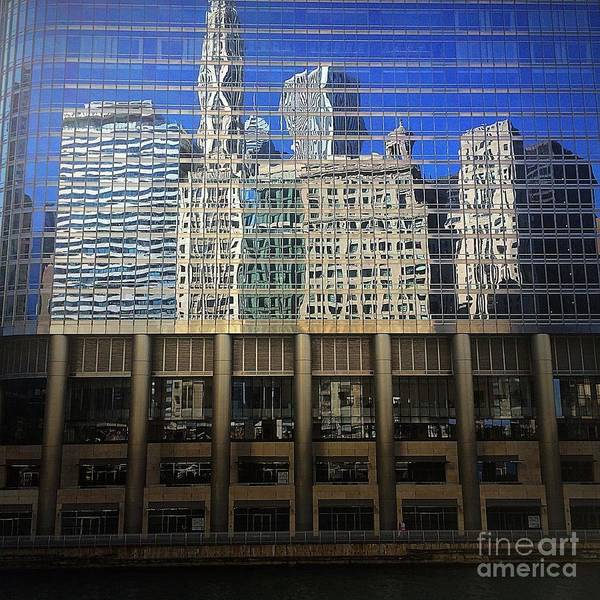 Photograph - Beauty Of Reflection by Frank J Casella