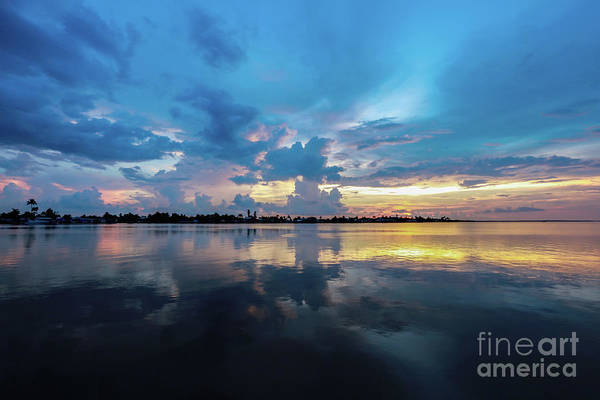 Wall Art - Photograph - Beauty Over The Water by Jon Neidert