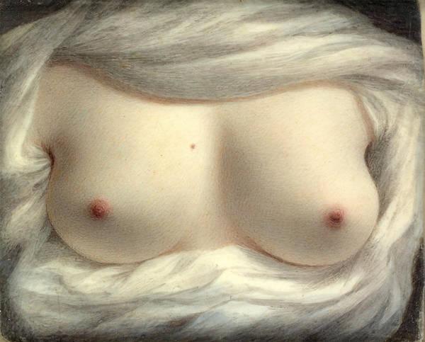 Drawing - Beauty Revealed by Sarah Goodridge