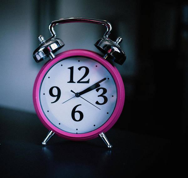 Alarm Clock Photograph - Beauty Sleep by Happy Home Artistry