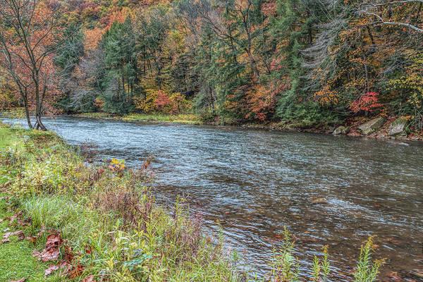 Photograph - Beaver Creek by John M Bailey