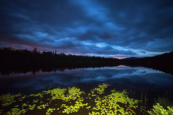 Photograph - Beaver Pond Rangeley Maine by Toby McGuire