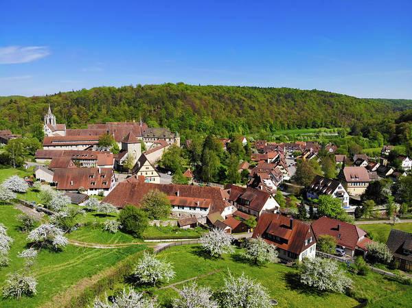 Photograph - Bebenhausen Idyllic Old Village In Germany by Matthias Hauser
