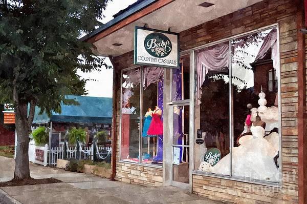 Rockbridge County Photograph - Becky's by Kathy Jennings