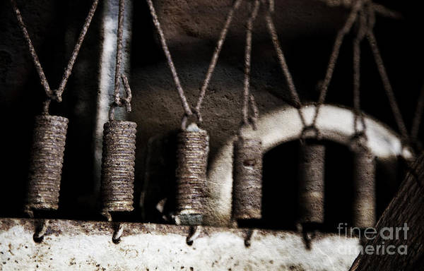 Photograph - Bed Springs by Pete Hellmann