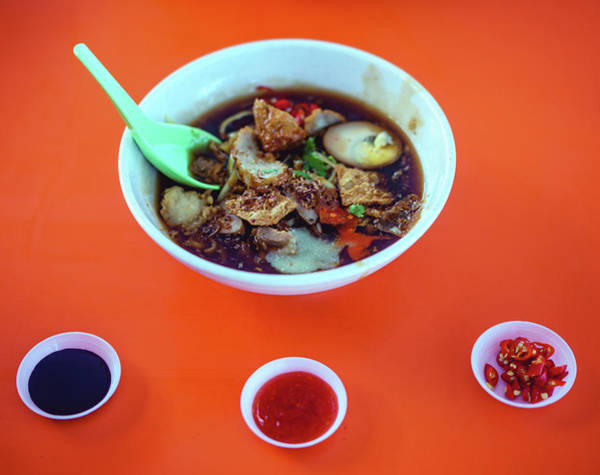 Photograph - Bedok Hawker Centre by Nisah Cheatham