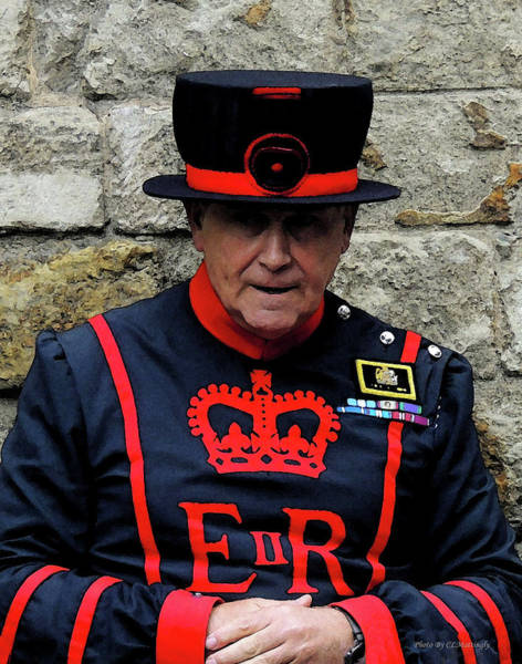 Photograph - Beefeater by Coleman Mattingly