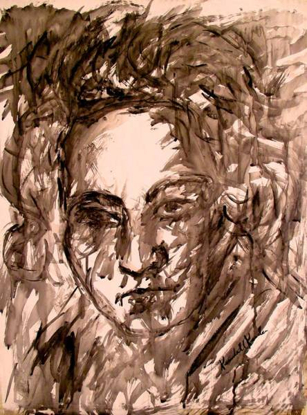 Painting - Beethoven Energy Stage One by Kendall Kessler