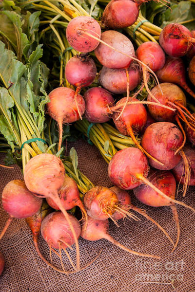 Beet Wall Art - Photograph - Beets by Ana V Ramirez