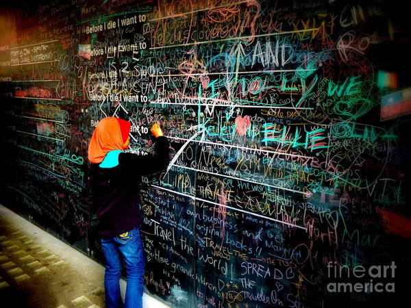Photograph - Before I Die... by Lexa Harpell
