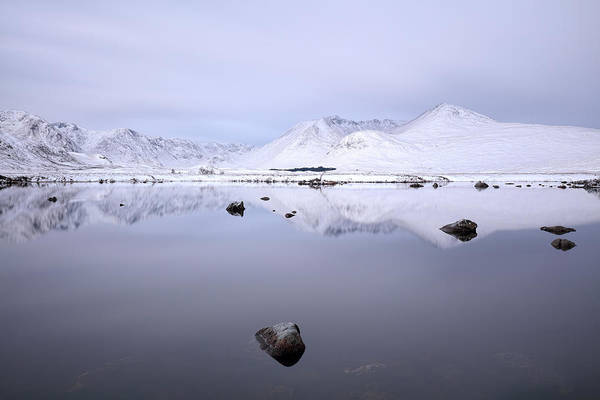 Wall Art - Photograph - Before Sunrise, Glencoe by Grant Glendinning