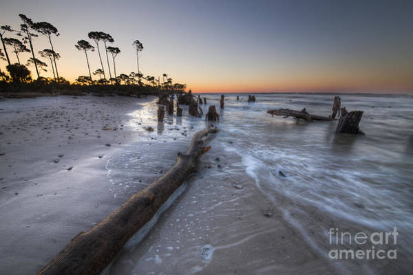 Port St. Joe Photograph - Before Sunrise On Cape San Blas by Twenty Two North Photography