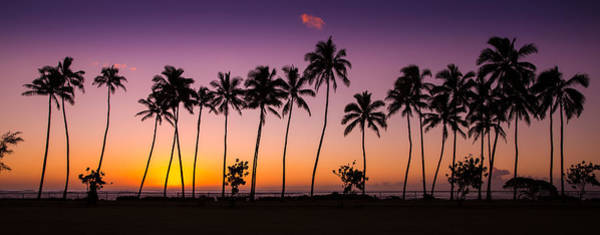 Photograph - Before Sunrise In Kauai by Pierre Leclerc Photography