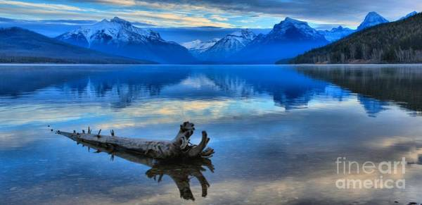 Photograph - Before The Glacier Freeze by Adam Jewell