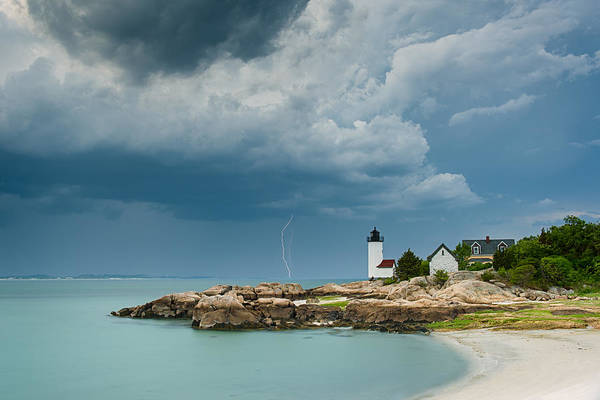 Photograph - Before The Storm by Michael Blanchette