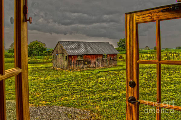 Photograph - Before The Storm by William Norton