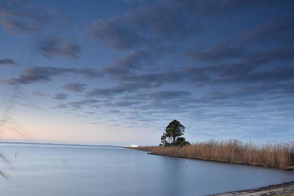 Choctawhatchee Bay Photograph - Beginning New Day by Charlie Day