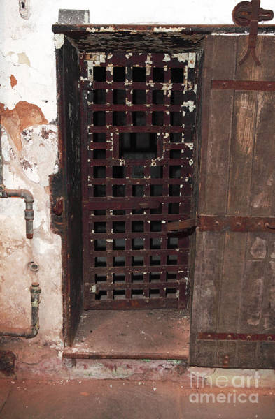 Photograph - Behind Locked Doors by John Rizzuto