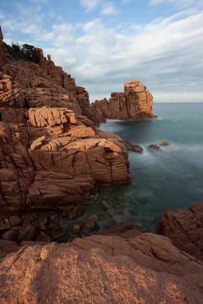 Photograph - Behind The Beach Su Sirboni  #2 by Daniele Fanni