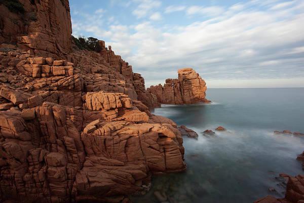 Photograph - Behind The Beach Su Sirboni by Daniele Fanni