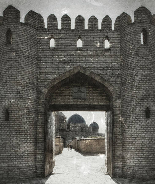 Wall Art - Photograph - Behind The Door by Rabiri Us