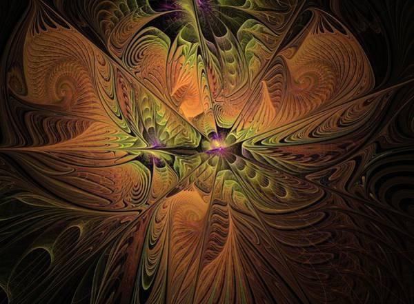 Wall Art - Digital Art - Behold A Universe - Fractal Art by NirvanaBlues
