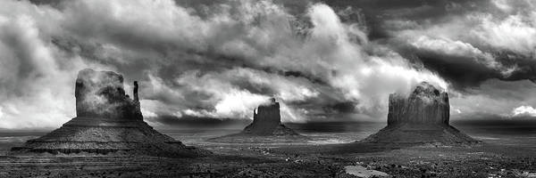 Monument Valley Photograph - Behold by Mikes Nature