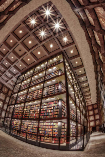 Wall Art - Photograph - Beinecke Rare Book And Manuscript Library II by Susan Candelario