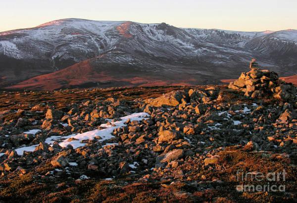 Photograph - Beinn A Bhuird - Cairngorm Mountains by Phil Banks