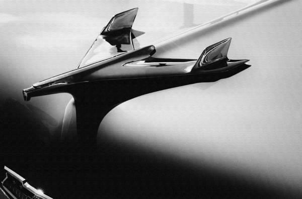 Photograph - Bel Air Art Deco Eagle by Michael Hope