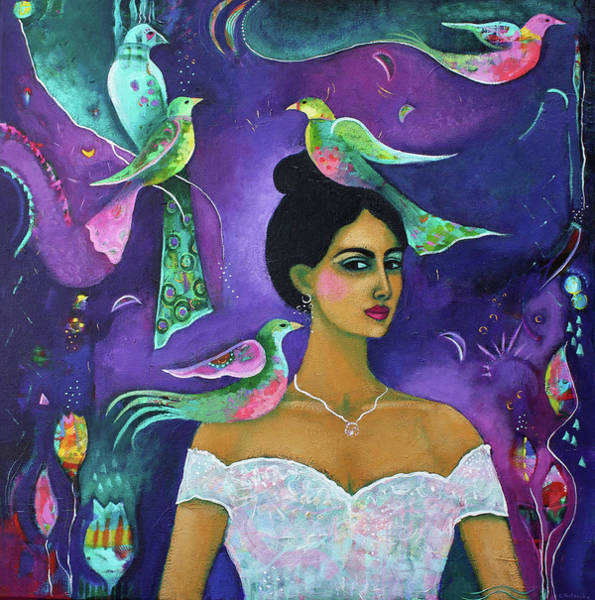 Painting - Bel Canto by Carla Golembe