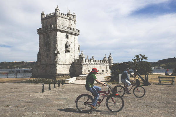 Wall Art - Photograph - Belem Tower by Andre Goncalves