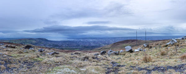 Wall Art - Photograph - Belfast Lough From Divis Mountain by Glen Sumner