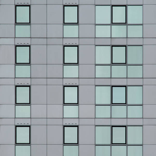 Photograph - Belfast Windows 4 by Stuart Allen