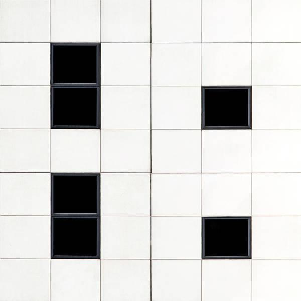 Photograph - Belfast Windows 5 by Stuart Allen