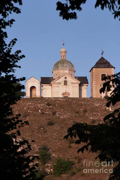 Wall Art - Photograph - Belfry And Chapel Of Saint Sebastian by Michal Boubin