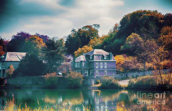 Photograph - Belgian Landscape by Ariadna De Raadt