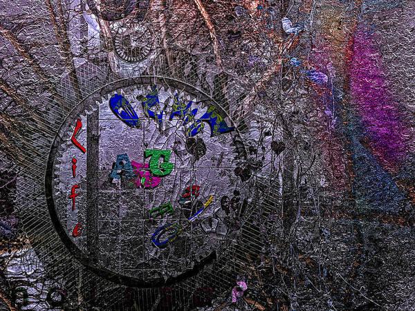 Digital Art - Believe In Art by Richard Ricci
