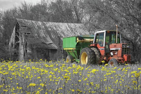 Photograph - Belknap Farm by Dylan Punke