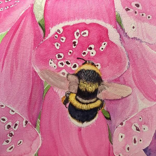 Painting - Bell Ringer by Sonja Jones